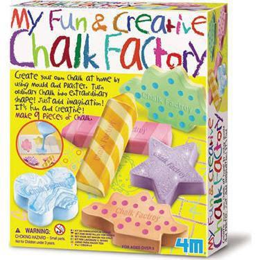 4M Дитяча лабораторія (04597) Фабрика для створення крейди, фото 2