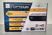 Цифровой ресивер Т2 OPTICUM ODIN (встроенный WiFi та LAN)