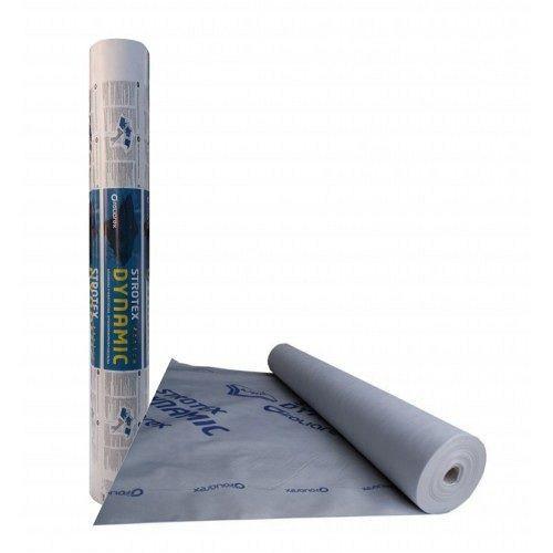 Кровельная мембрана Strotex Dynamic 135 г/м2 1,5x50 м