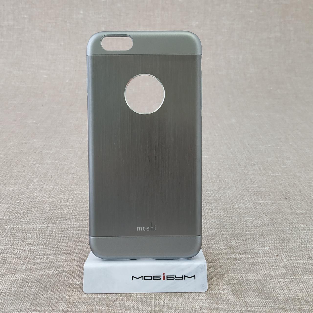 Чохол Moshi iGlaze Armour Metal iPhone 6 Plus Gun Metal grey (99MO080021) EAN / UPC: 4712052317079