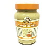 Тахини с медом (кунжутная паста)