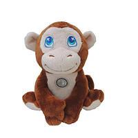 Мягкая игрушка со встроенным  фонариком Flashlight Friends из США. Обезьянка Monkey.