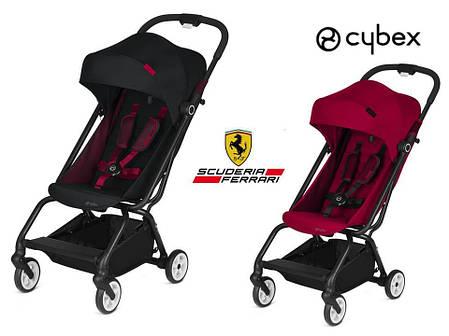 Коляска прогулочная Cybex Eezy S for Scuderia Ferrari, фото 2