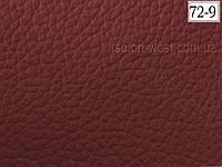 Автомобильный кожзам без основы, Германия, (бордовый 72-9), фото 1