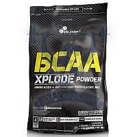Olimp BCAA Xplode 1kg БЦАА аминокислоты для восстановления мышц для тренировок спортивное питание
