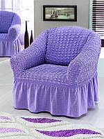 Натяжные чехлы на мягкую мебель от 299 грн (чехол на кресло)