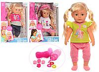 Кукла пупс Baby Born 016-2: размер 42см, аксессуары в комплекте, фото 1