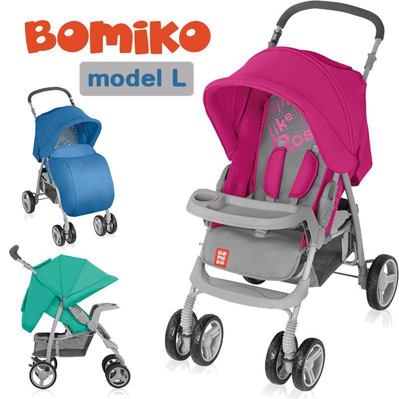 Прогулочная коляска BOMIKO MODEL L