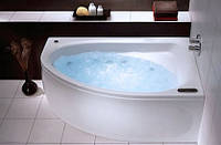 Акриловая ванна Kolo Spring 1600х1000х615 с ножками XWA3060 (Правая)