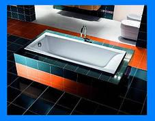 Акриловая ванна Cersanit Virgo 1600х750х420мм, фото 2