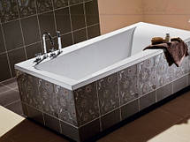 Акриловая ванна Cersanit Virgo 1600х750х420мм, фото 3