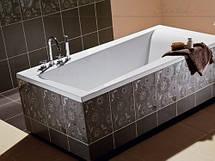 Акриловая ванна Cersanit Virgo 1700х750х420мм, фото 3