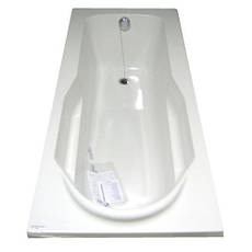 Акриловая ванна Cersanit Santana 1500х700х410мм, фото 2