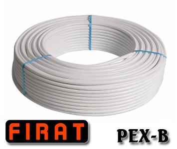 Труба для теплого пола Firat 16х2 PEX-B с кислородным барьером