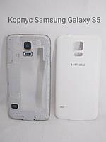 Корпус Samsung Galaxy S5 i9600 белый, фото 1