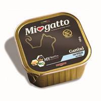Morando (Морандо) Miogatto Kitten Veal - для котят с телятиной 100 гр