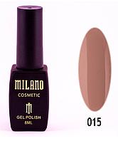 "Гель лак ""Milano"" 015"