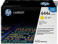 Картридж HP CLJ4730/CM4730mfp yellow