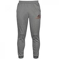 Штаны adidas Comm Fleece Grey - Оригинал, фото 1
