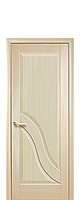 Двери межкомнатные Новый Стиль Амата (Глухое) ПВХ DeLuxe, фото 1