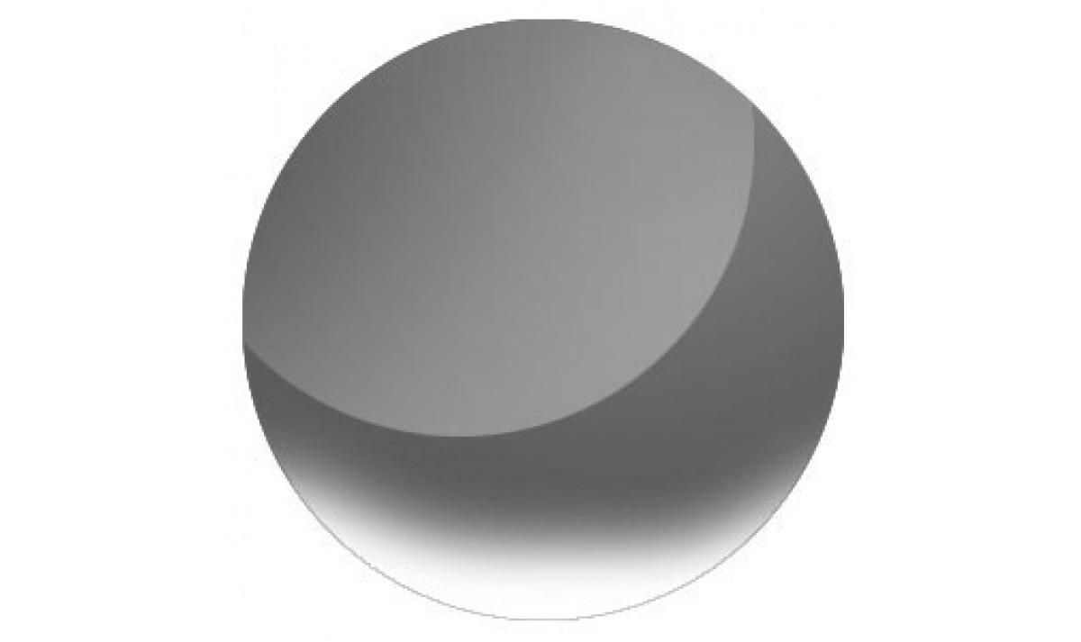 Линзы для очков  Полимерная солнцезащитная  дегресия (серая)