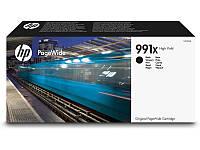 Картридж HP 991X PageWide Pro 772/777/750 Black (20000 стор)
