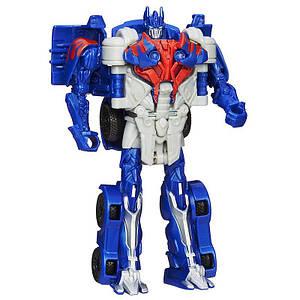 Оптимус Прайм - Optimus Prime, TF4, 1-Step, Hasbro