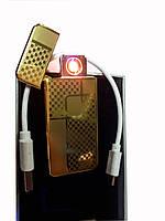 USB Зажигалка электрическая Fang Jin Абстракция