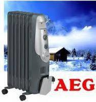 Масляный обогреватель 11 ребер AEG RA 5522 Германия