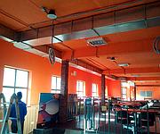 Монтаж систем вентиляцииР (Монтаж и поставка оборудования общеобменной вентиляции и кондиционирования,Производительностью 7500 кубов)