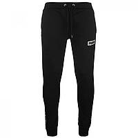 Штаны Puma Print Jogging Bottoms Black - Оригинал, фото 1