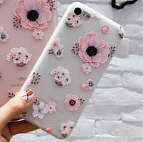 Чехол Apple iPhone 7 Flowers