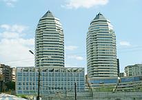 Установка вентиляционной системы Жилой комплекс «Башни» г. Днепропетровск (Поставка и монтаж вентиляционного оборудования)
