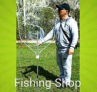 Подсак рыболовный жесткий каркас 70*80, фото 1