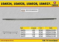 Полотно по сухому дереву для лучковой пилы L-760мм,  TOPEX  10A927
