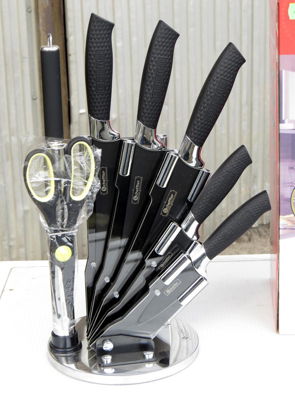 Набор Ножей 8 Единиц Scheffler MH-6008 (Код:1479) Состояние: НОВОЕ