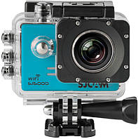 Экшн-камера SJCAM SJ5000 Wi-Fi Blue #I/S