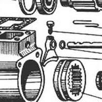 Вилка Т-150  150.37.206  включення ВОМ