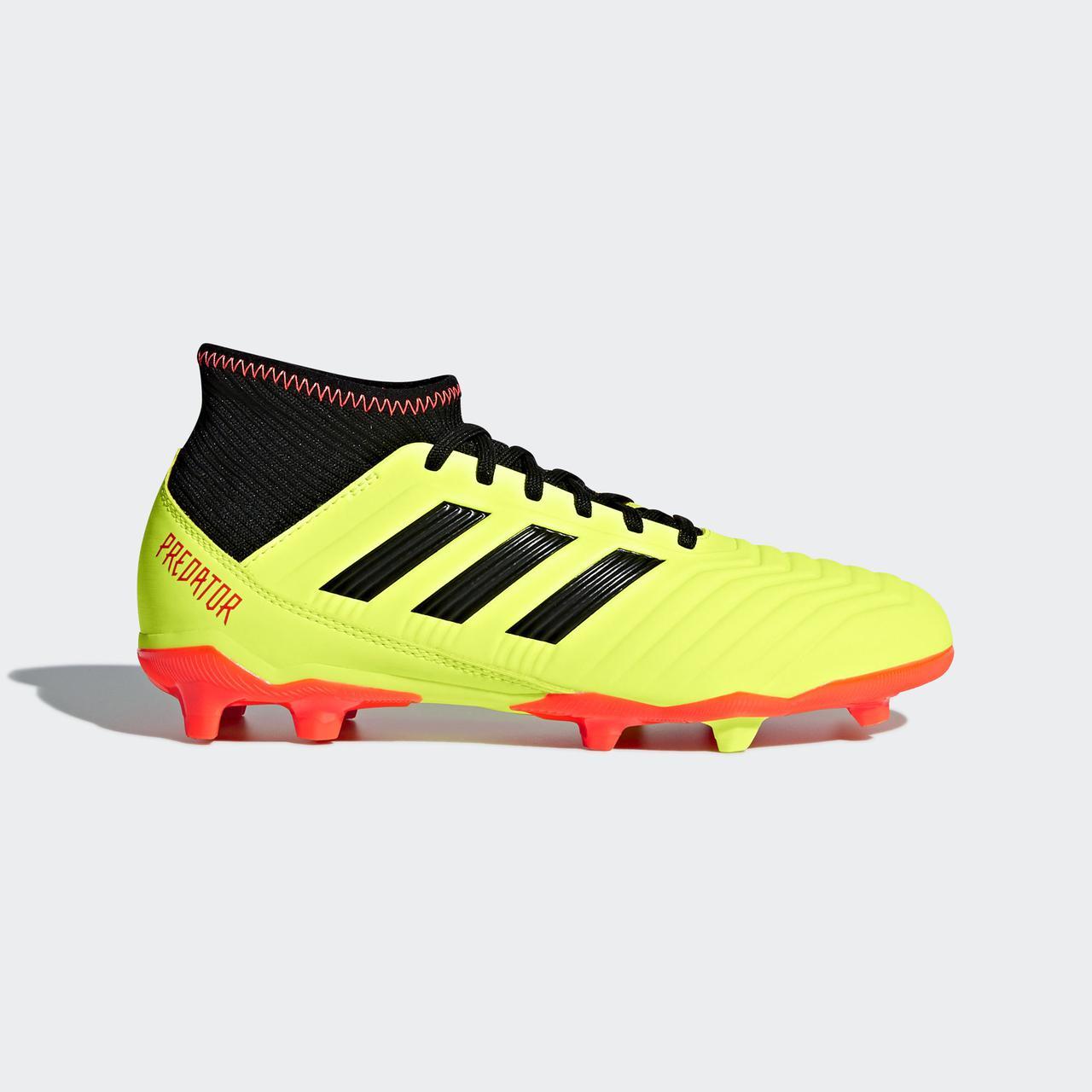 db1a414b1b32 Детские футбольные бутсы Adidas Performance Predator 18.3 FG (Артикул   DB2319)