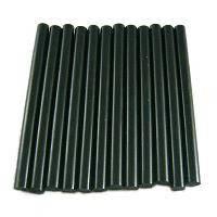 Кератиновые палочки для маленького пистолета чёрные б/х