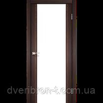 Двері Корфад Sanremo SR-01 горіх, дуб грей, білений дуб, венге, дуб марсала, фото 3