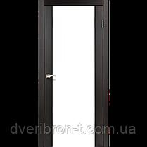 Двері Корфад Sanremo SR-01 горіх, дуб грей, білений дуб, венге, дуб марсала, фото 2