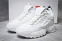 Кроссовки женские Fila Disruptor II White, белые (14412),  [  36 37 39 40  ], фото 1