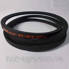 Ремень приводной клиновый SPZ-1320 УО-1320