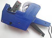 Етикет-пістолет CROWN с запасним картриджем,1 ряд,  8 розрядів, 21*12 мм, укр.,ГРН. (МХ5500)