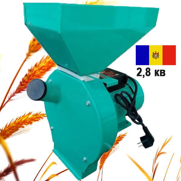Кормоподрібнювач Master Kraft IZKB 2800 ( кукурудза, зерно, трава )