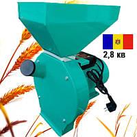 Кормоподрібнювач Master Kraft IZKB 2800 ( кукурудза, зерно, трава ), фото 1