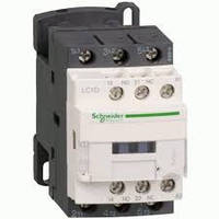 LC1D09M7 Контактор 3P 9A 220VAC 1NO+1NC