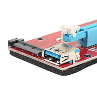 Райзер SATA riser rizer рейзер САТА v007s USB 3.0 60см