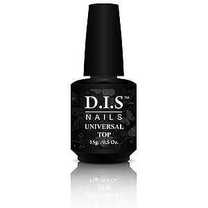 Топ универсальный без липкого слоя DIS top universal, 15 мл